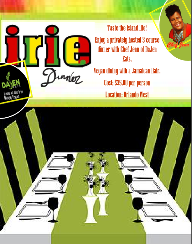Irie Dinner Party