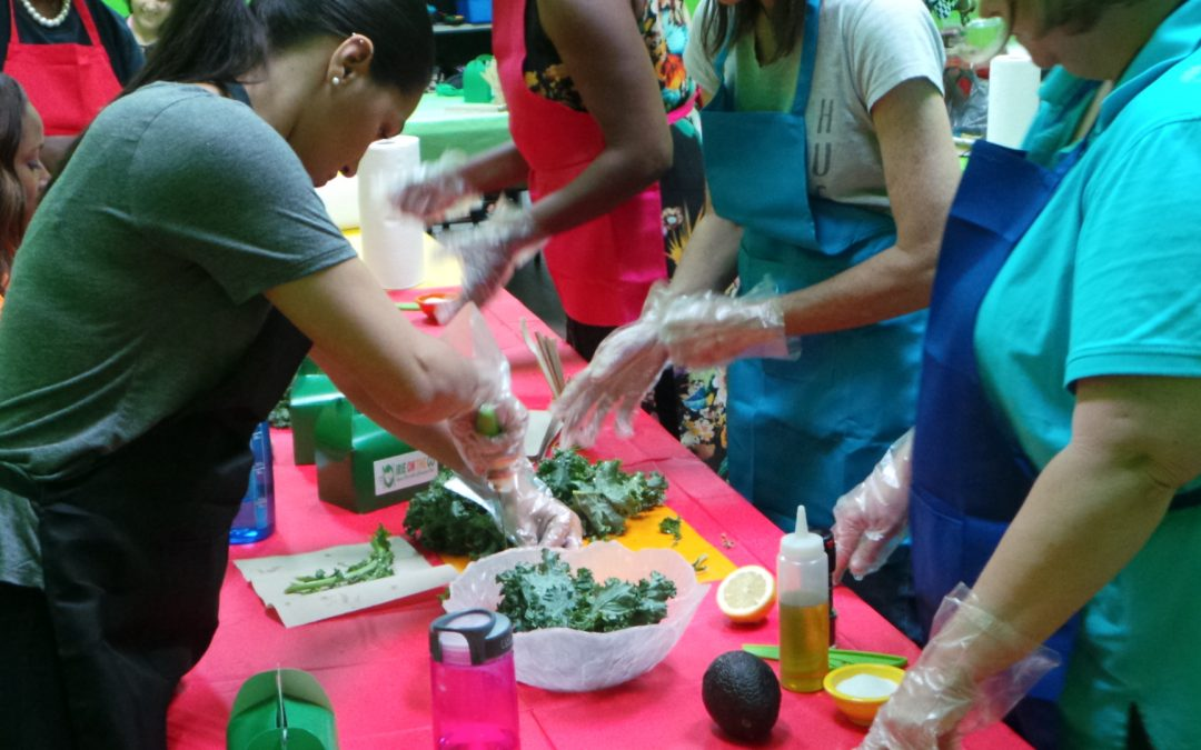 Irie Vegan Culinary Academy – May 14 Adult Group Class