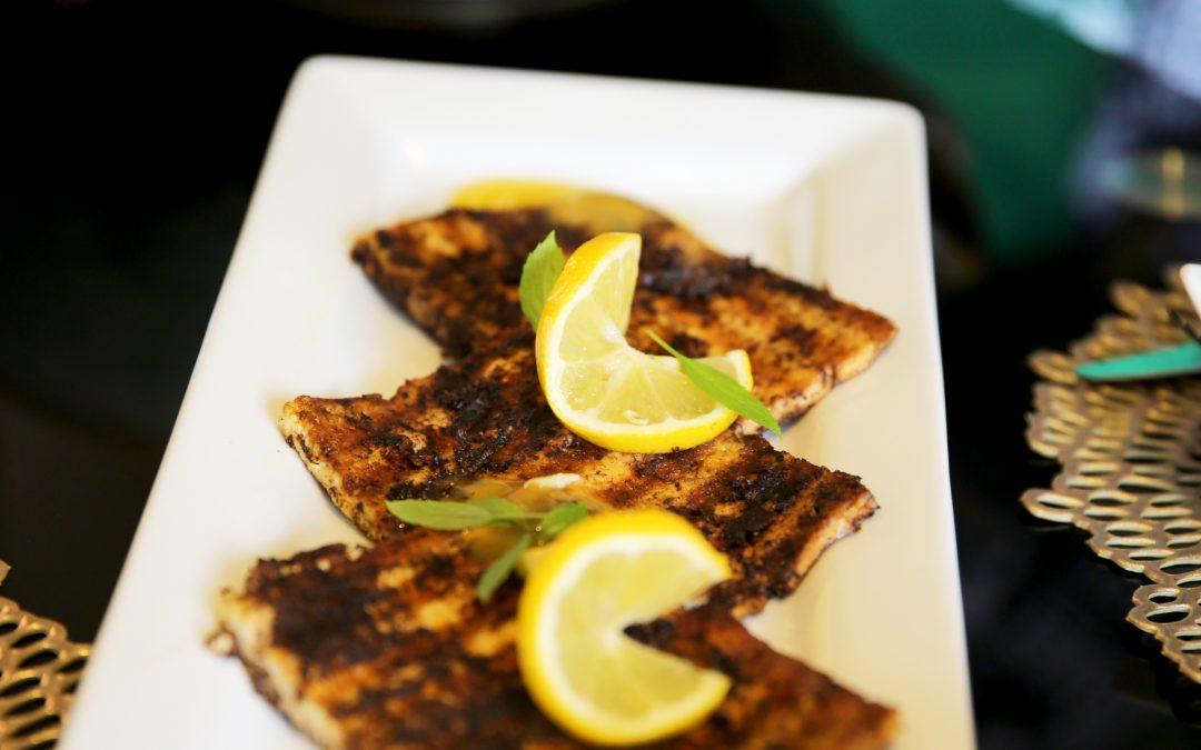 Jamaican Jerk Tofu Steak